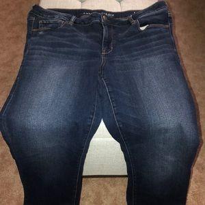 Skinny Long AE Jeans